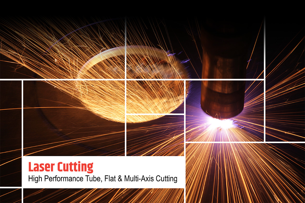 Laser Cutting: High Performance Tube, Flat & Multi-Axis Cutting